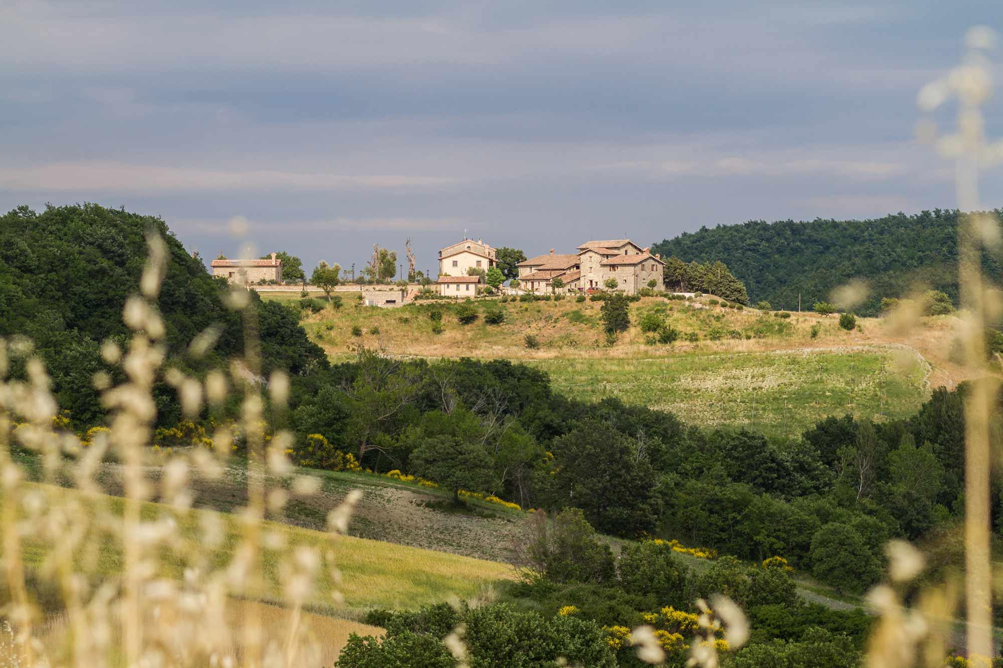 Location - Borgo Santa Cecilia