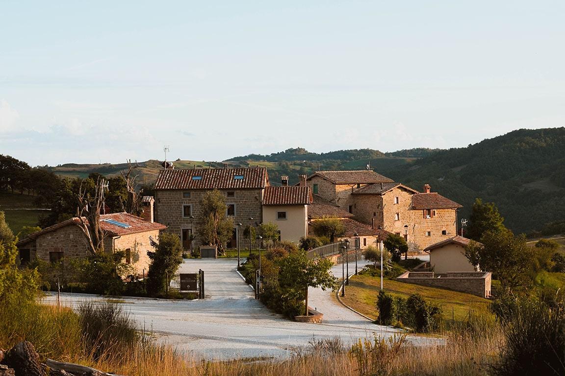 Borgo Santa Cecilia - agriturismo gubbio